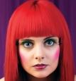 Краска цветная для волос смываемая, 88 мл в цвете:poppy-red