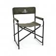 Кресло складное на стальном метало каркасе