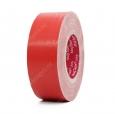 Клейкая лента MagTape Utility на тканевой основе красная 48мм х 50м