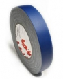 Тейп MagTape на тканевой основе матовый синий 25мм х 50м