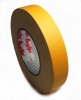 Тейп MagTape на тканевой основе матовый желтый 25мм х 50м