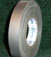 Тейп MagTape XTRA на тканевой основе матовый серебристый 25мм х 50м