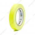 Тейп PRO-GAFF флуоресцентный жёлтый на тканевой основе  24мм х 22.86м