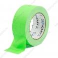 Тейп PRO-GAFF флуоресцентный, зелёный на тканевой основе 48мм х 22.86м