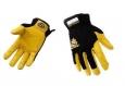 Перчатки защитные кожаные Желтые Pro Leather M/9