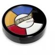 Грим для изделий из латекса, RMG- для макияжа клоуна,6 цветов, 28г