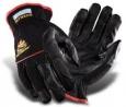 Перчатки термозащитные кожаные черные Hot Hand Large/11