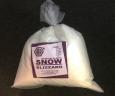 Снег искусственный, полимерный, белый «Snow Blizzard» 0,5кг