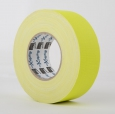 РАСПРОДАЖА :Тейп MagTape XTRA на тканевой основе глянцевый желтый 50мм х 50м