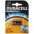 Элемент питания литиевый 3В 3V Duracell  Photo CR123