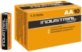 Элемент питания 1.5V DURACELL INDUSTRIAL AA (LR6)