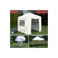 Быстросборный шатер автомат ECO 2 х 2 м, белый.
