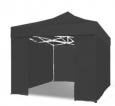 Быстросборный шатер автомат HELEX 3 х 2 м, черный.