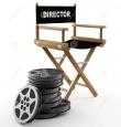 Кресло режиссера складное (стул режиссера низкий, массив граба или дуба) цвет натуральный