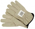 перчатки кожанные GAFFER без подкладки размер L(10)