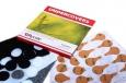 Самоклеющаяся ветрозащита для петличных микрофонов UNDERCOVERS  (10 черных, 10 белых,10 серых)