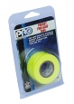 Тейп (скоч) Pro Gaff Pocket флуоресцентный желтый на тканевой основе 24mm x 5.5m
