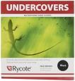Самоклеющаяся ветрозащита для петличных микрофонов UNDERCOVERS (30 черных)