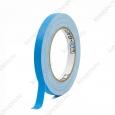 Тейп PRO-GAFF флуоресцентный синий на тканевой основе 12мм х 23м
